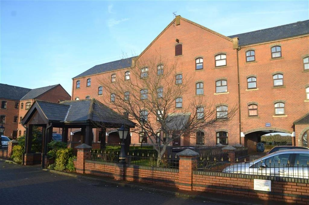 2 Bedrooms Apartment Flat for sale in Telfords Quay, CH65