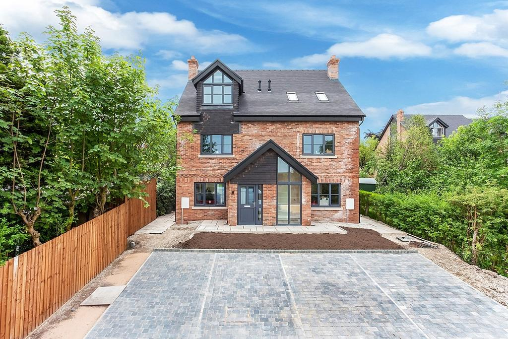 4 Bedrooms Semi Detached House for sale in Park Pavilion, Windsor Place, Congleton
