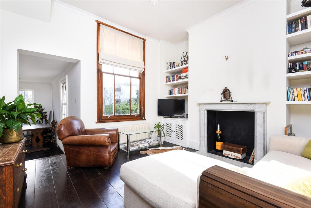 2 Bedrooms Flat for sale in Lower Richmond Road, Mortlake