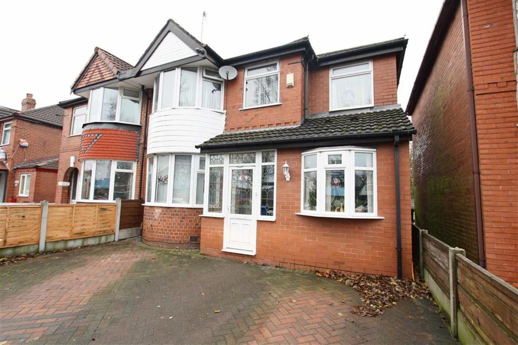 4 Bedrooms Semi Detached House for sale in Norris Road, Sale