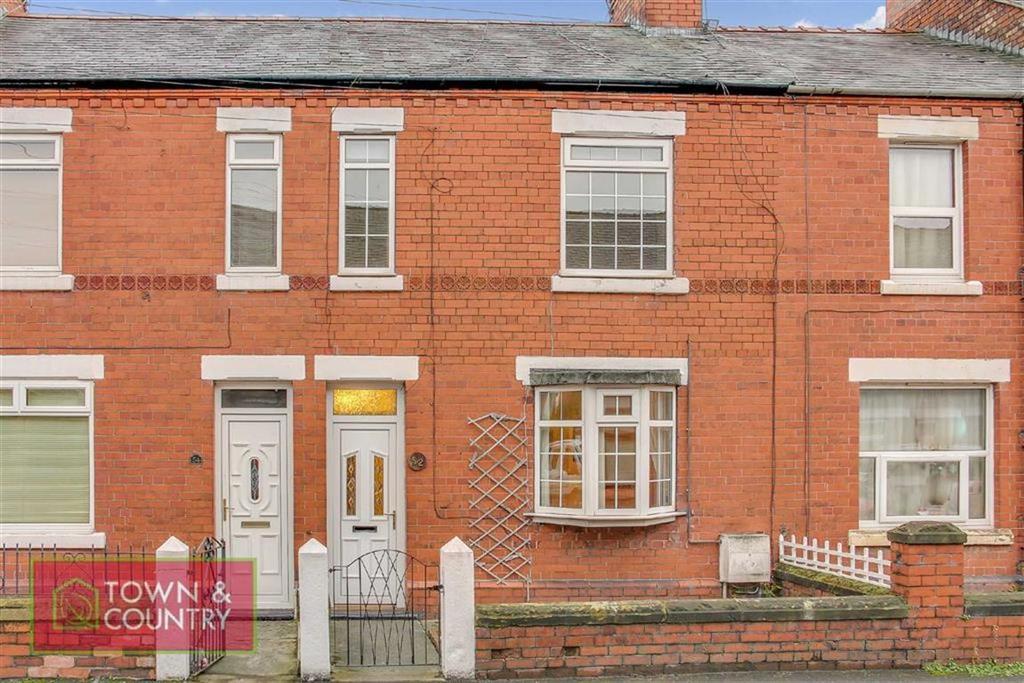 2 Bedrooms Terraced House for sale in Glynne Street, Queensferry, Queensferry Deeside, Flintshire
