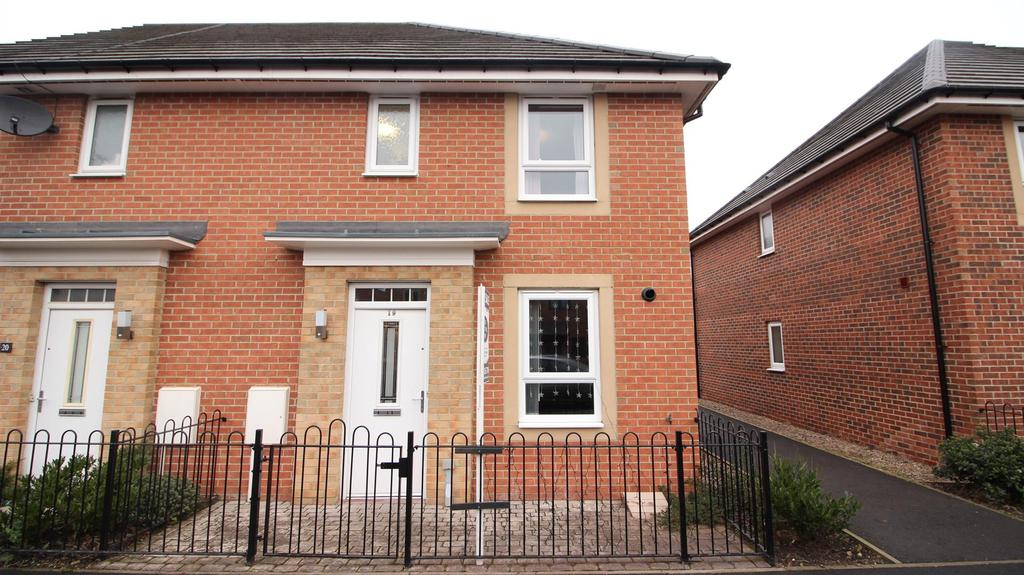 3 Bedrooms End Of Terrace House for sale in Northumbrian Way, Newcastle Upon Tyne