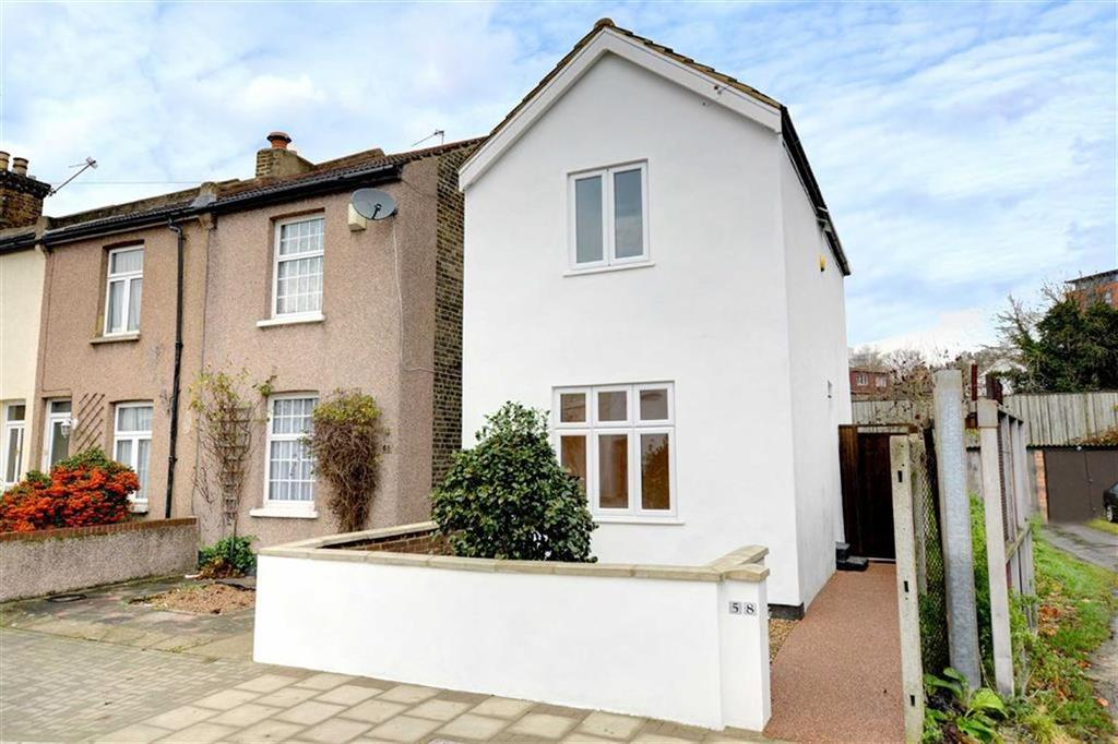 2 Bedrooms Detached House for sale in Newbury Road, Bromley, Kent