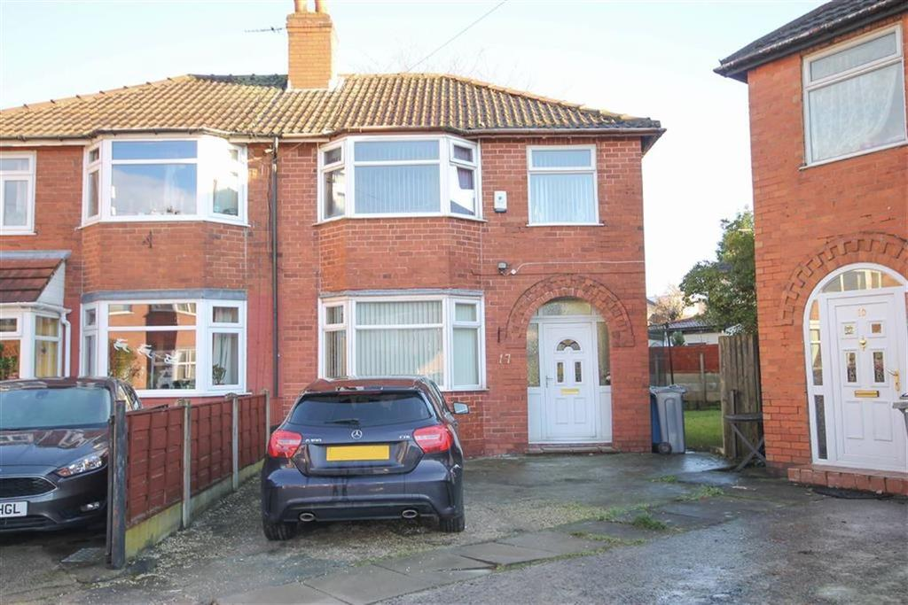3 Bedrooms Semi Detached House for sale in Bowler Street, Levenshulme, Manchester