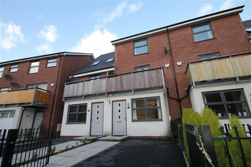 4 Bedrooms Town House for sale in Houseman Crescent, West Didsbury, Manchester