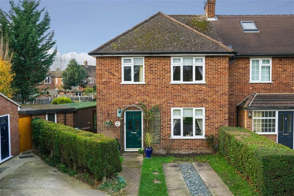 3 Bedrooms End Of Terrace House for sale in Hazelwood Drive, St Albans, Hertfordshire