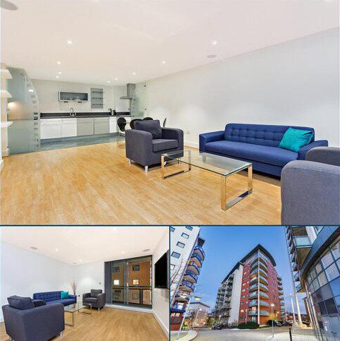 2 bedroom flat for sale - Galaxy Building, 5 Crews Street, Isle Of Dogs, London, E14