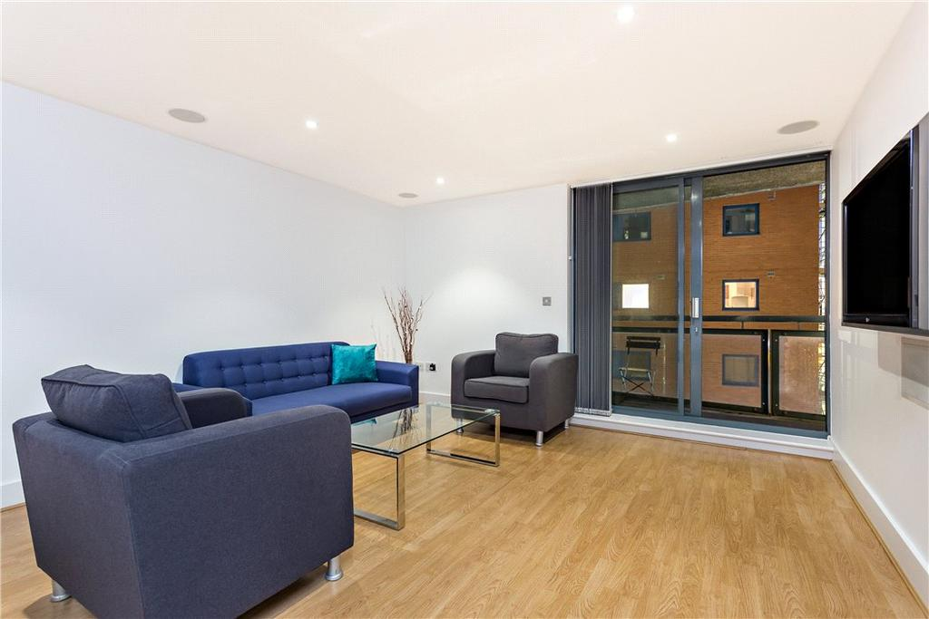 2 Bedrooms Flat for sale in Galaxy Building, 5 Crews Street, Isle Of Dogs, London, E14
