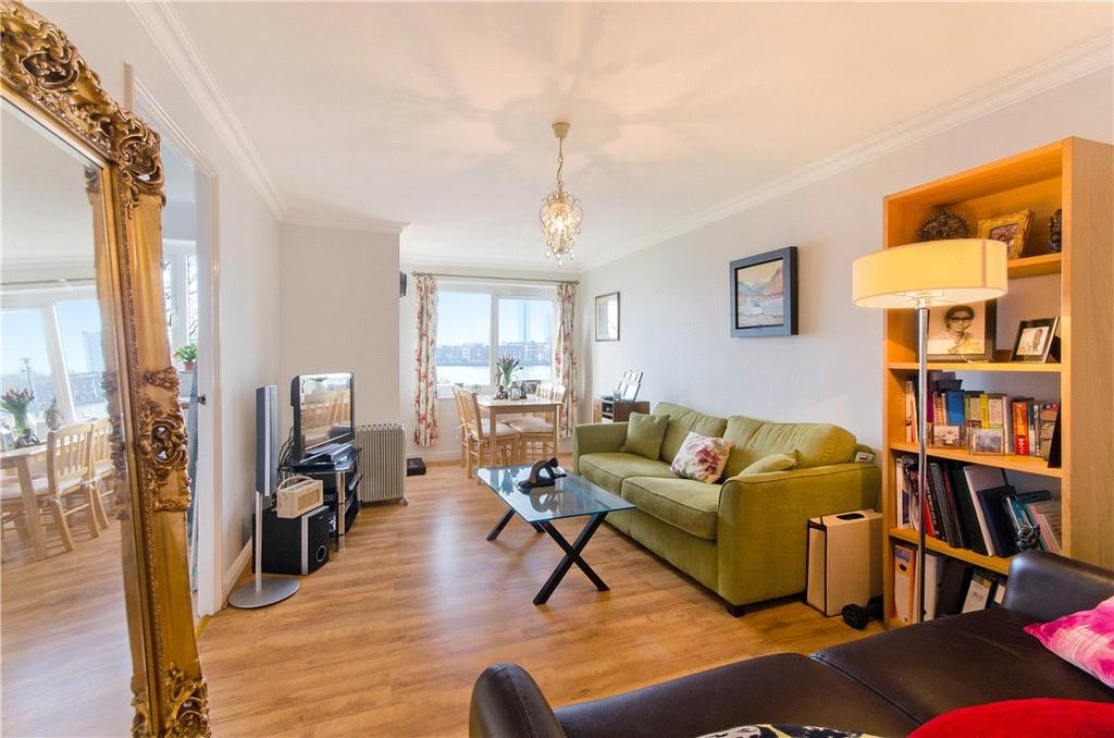 1 Bedroom Flat for sale in Ferguson Close, Isle Of Dogs, London, E14