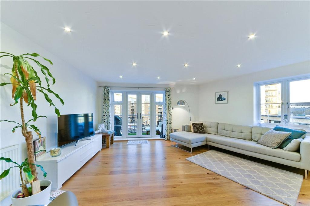 3 Bedrooms Flat for sale in Gainsborough House, 7 Victory Place, Limehouse, London, E14