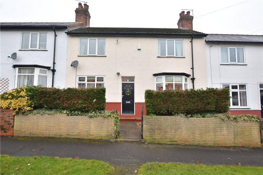 3 Bedrooms Terraced House for sale in Roman Crescent, Roundhay, Leeds
