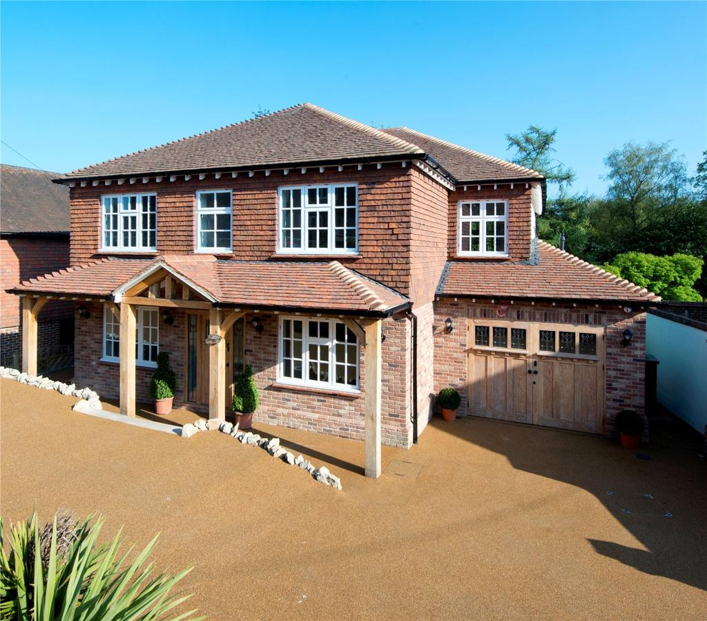 5 Bedrooms Detached House for sale in Comp Lane, Offham, West Malling, Kent