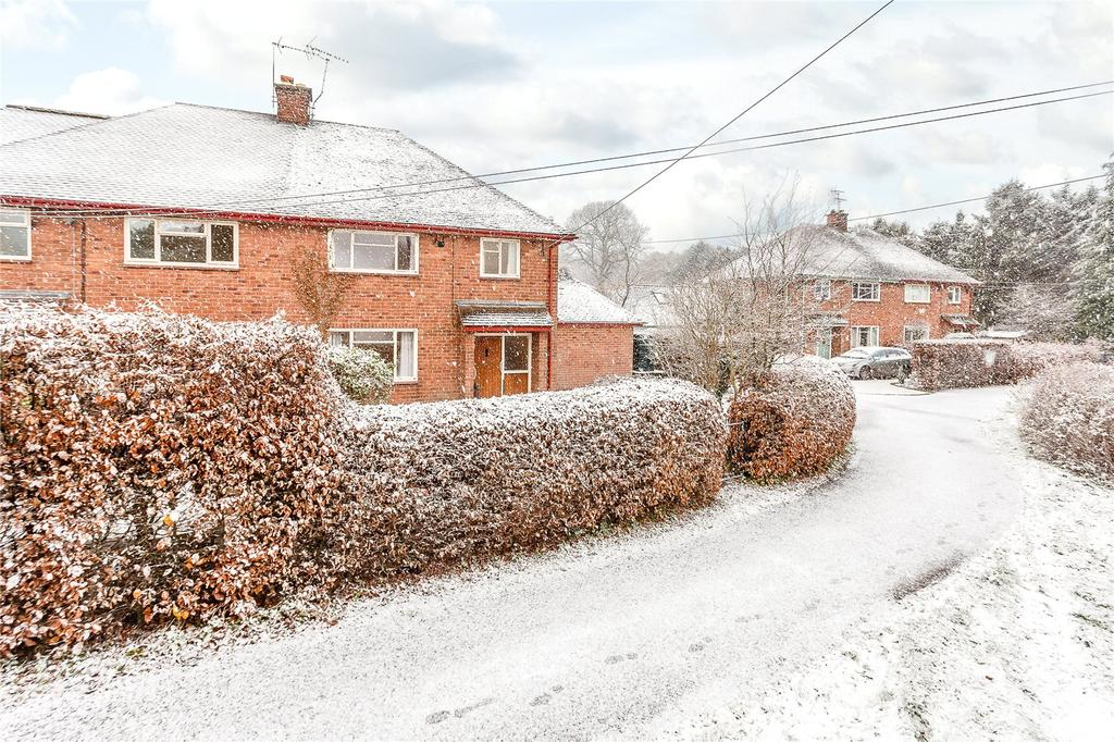 3 Bedrooms Semi Detached House for sale in Forestry Cottages, Stone House Lane, Peckforton, Tarporley