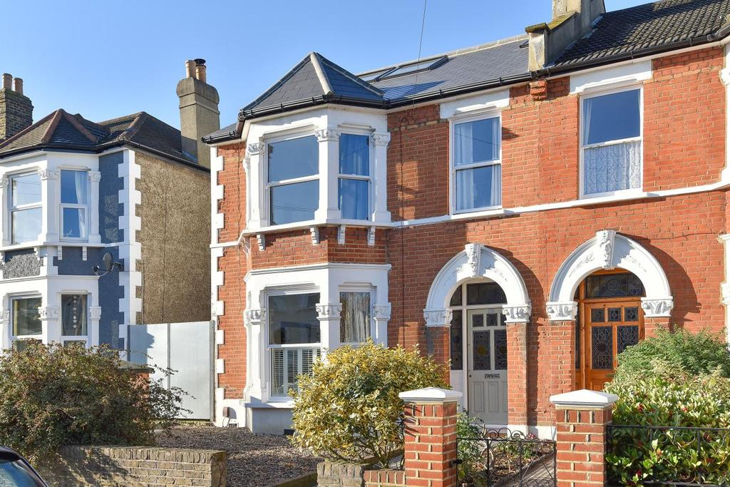 4 Bedrooms Semi Detached House for sale in Minard Road, Catford