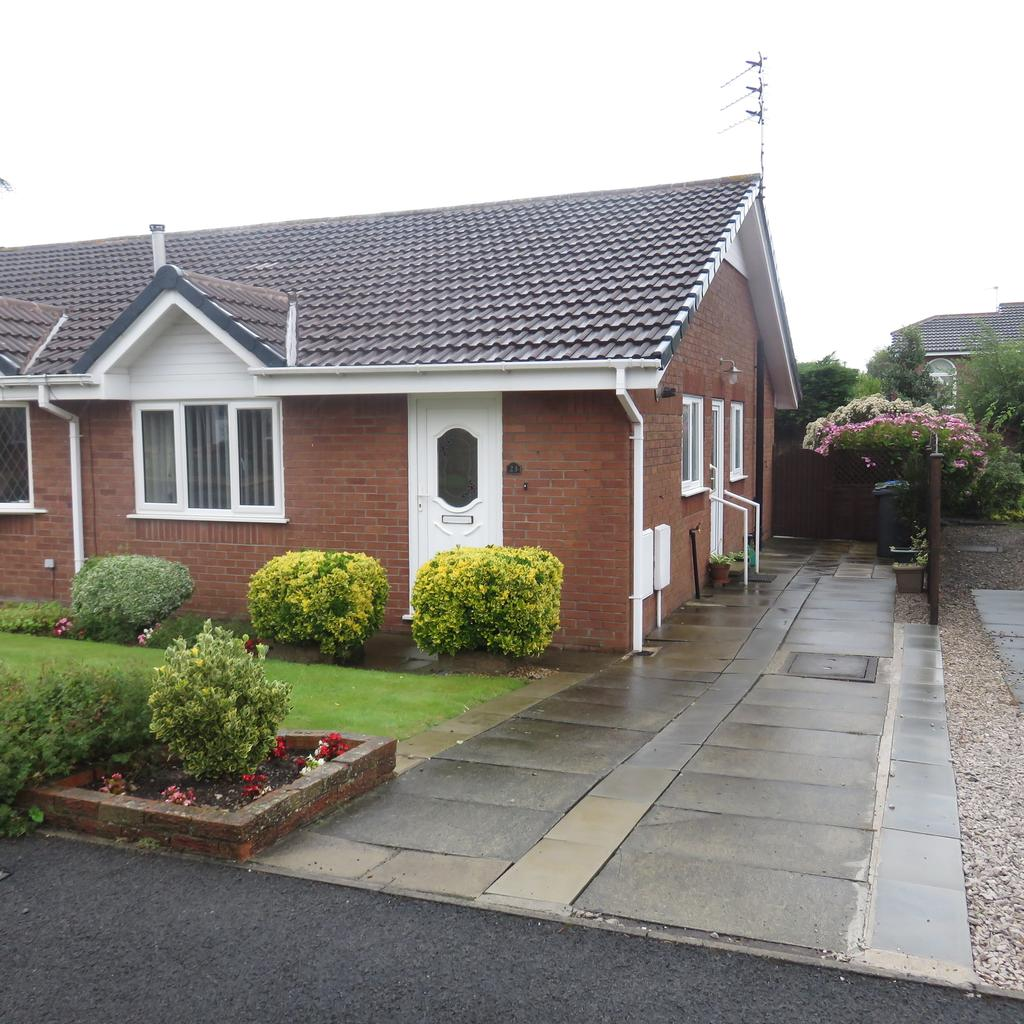 2 Bedrooms Bungalow for rent in APPLETON CLOSE, POULTON LE FYLDE FY6
