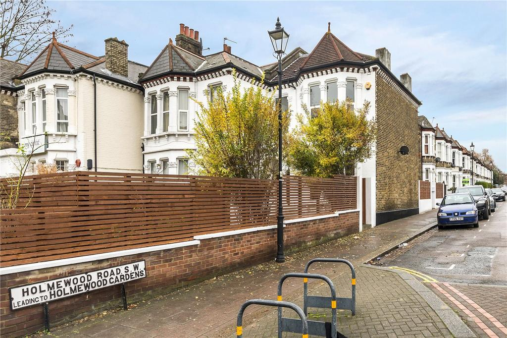 2 Bedrooms Flat for sale in Brixton Hill, London, SW2