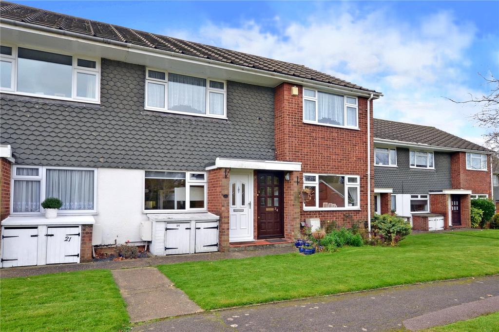2 Bedrooms Maisonette Flat for sale in Home Farm Close, Tadworth, Surrey, KT20