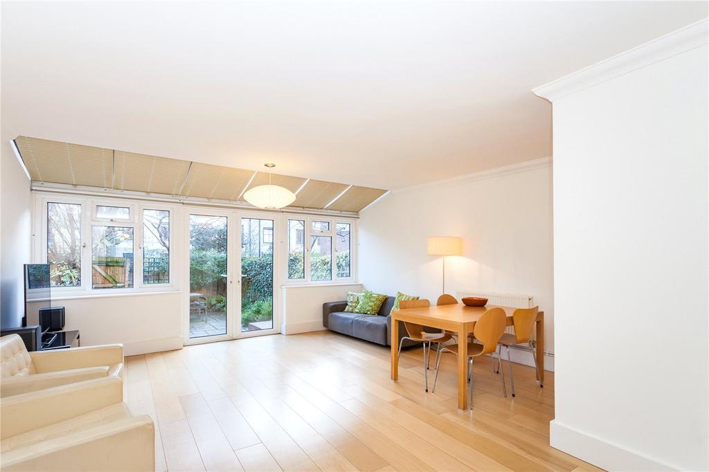 3 Bedrooms Maisonette Flat for sale in Lillie House, Fieldway Crescent, London, N5