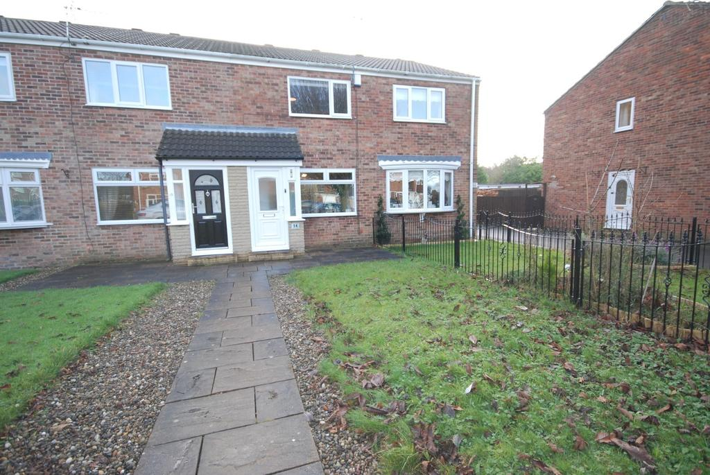 2 Bedrooms Terraced House for sale in Ainthorpe Close, Tunstall