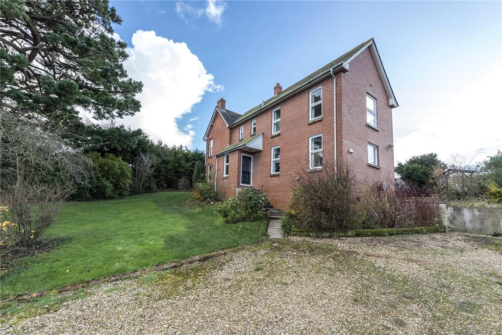 4 Bedrooms Detached House for sale in The Common, Okeford Fitzpaine, Blandford Forum, Dorset