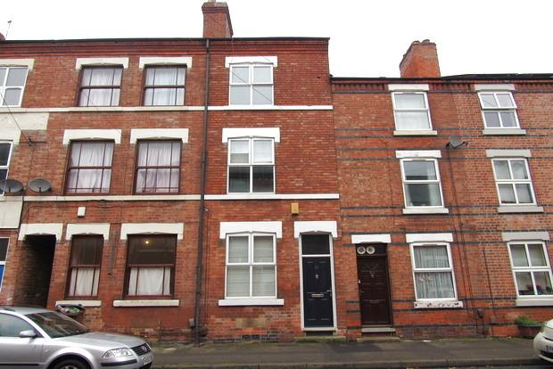 4 Bedrooms Terraced House for sale in Sherbrooke Road, Sherwood, Nottingham, NG5