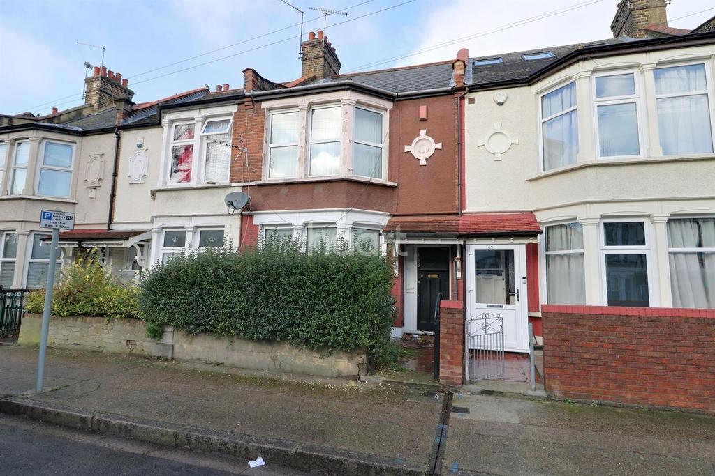 2 Bedrooms Terraced House for sale in Henniker Gardens, East Ham