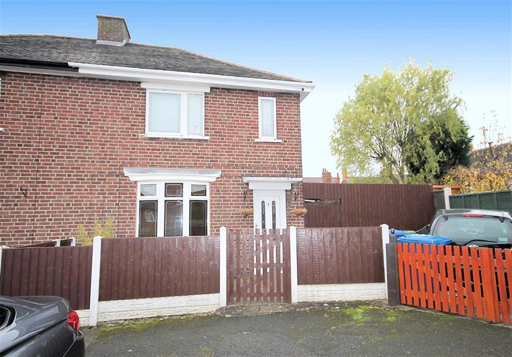 3 Bedrooms Semi Detached House for sale in Dormer Avenue, Bolehall,Tamworth, B77 3LS