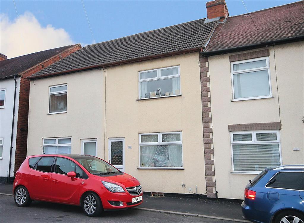 2 Bedrooms Terraced House for sale in Smith Street, Wood End, CV9 2QP