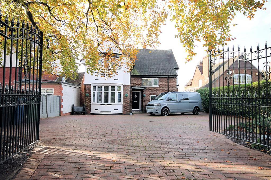 4 Bedrooms Detached House for sale in Comberford Road, Tamworth, B79 8PB