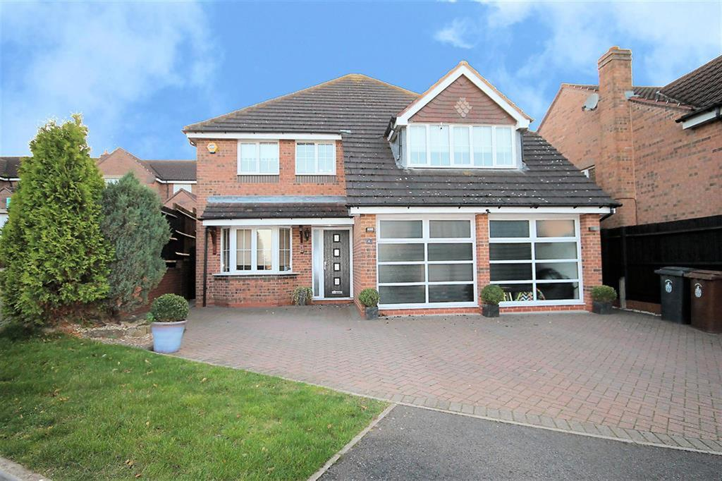 4 Bedrooms Detached House for sale in Parsons Walk, Clifton Campville B79 0DL