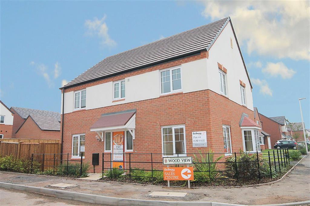 4 Bedrooms Detached House for sale in Penmire Rise, Spon Lane, Grendon, Tamworth, CV9 2EX