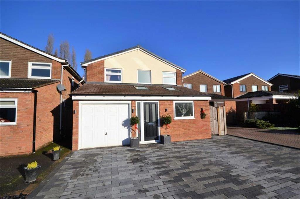 3 Bedrooms Detached House for sale in St Andrews Drive, Whitestone, Nuneaton