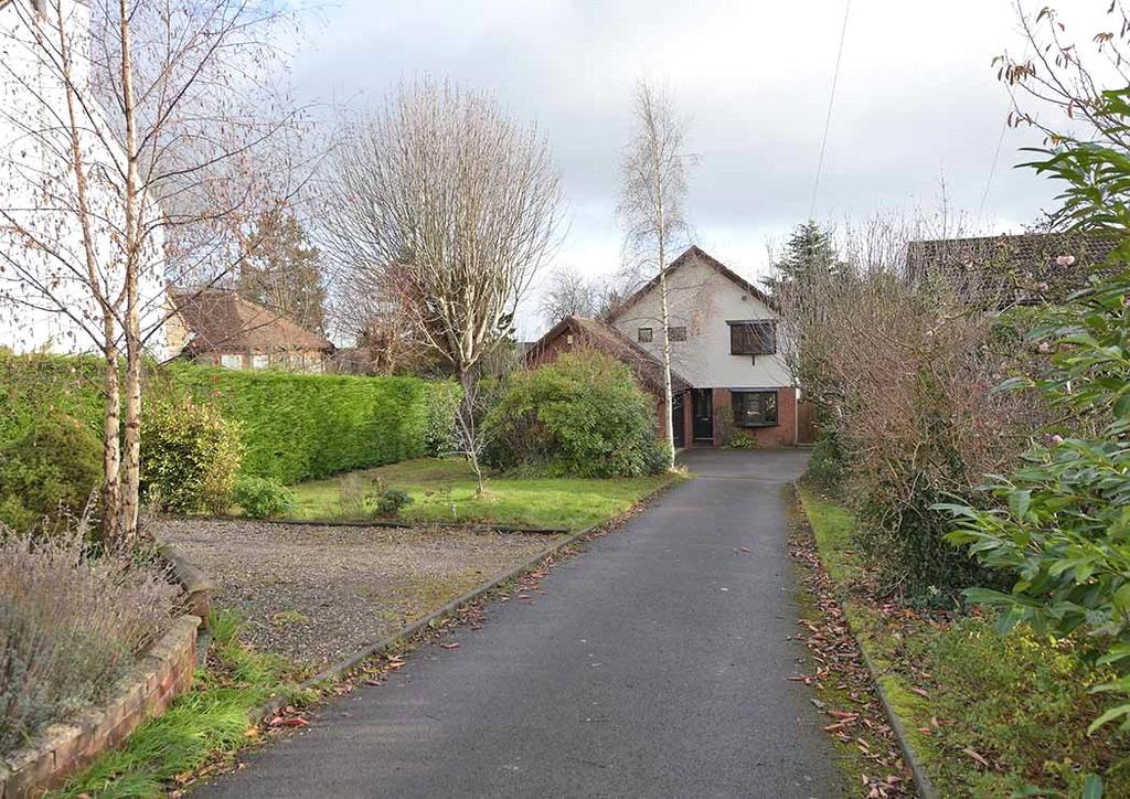 4 Bedrooms Detached House for sale in St. Andrews Road, Malvern, Worcestershire, WR14