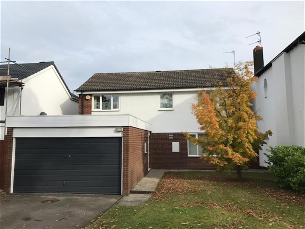 4 Bedrooms Detached House for sale in Danford Lane, Solihull, West Midlands