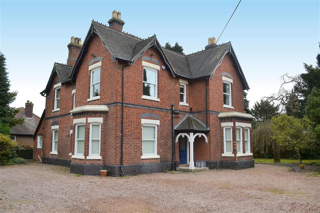 4 Bedrooms Detached House for sale in Church Street, Rugeley, WS15 2AB