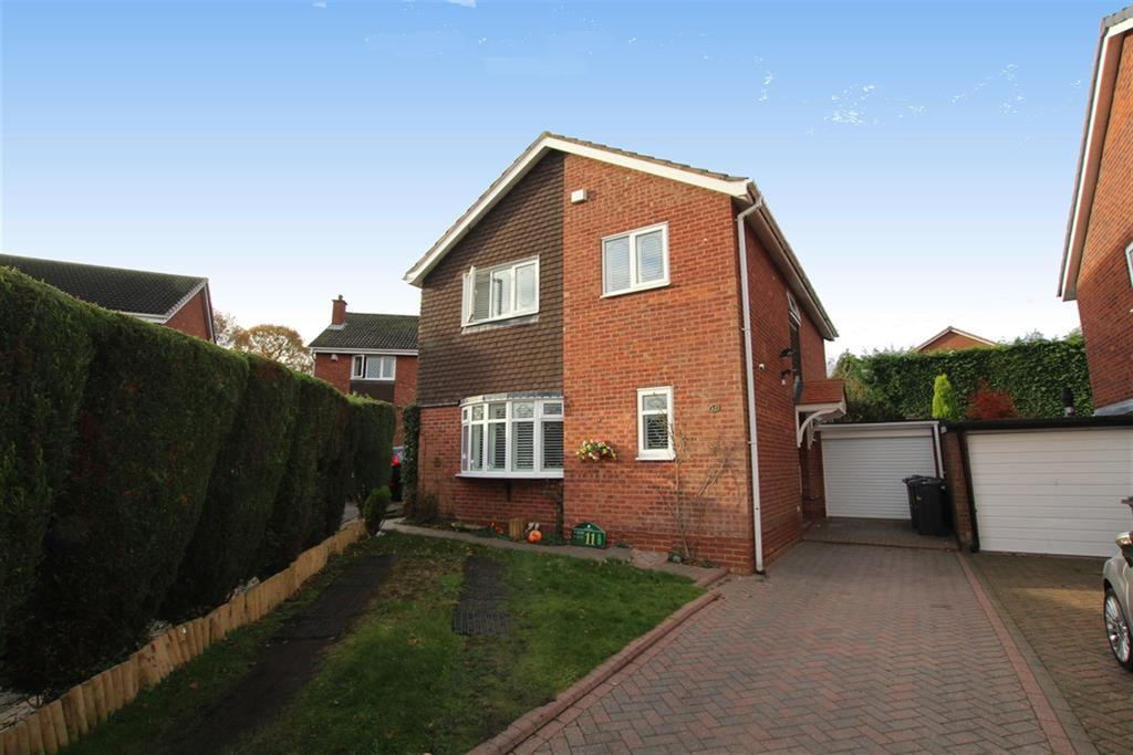 4 Bedrooms Detached House for sale in Corncrake Close, Sutton Coldfield, B72