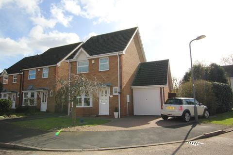 3 bedroom detached house for sale - Miniva Drive, Walmley, B76 2WT