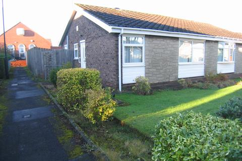2 bedroom semi-detached bungalow for sale - Melock Court, Hazlerigg, Newcastle upon Tyne NE13