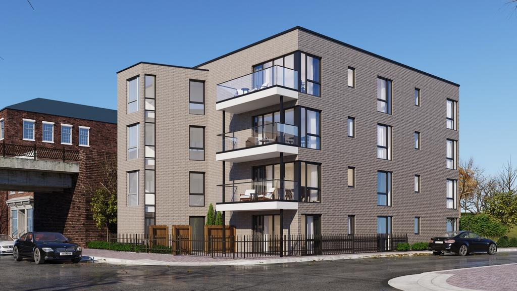 2 Bedrooms Flat for sale in Gordon Road Nunhead SE15