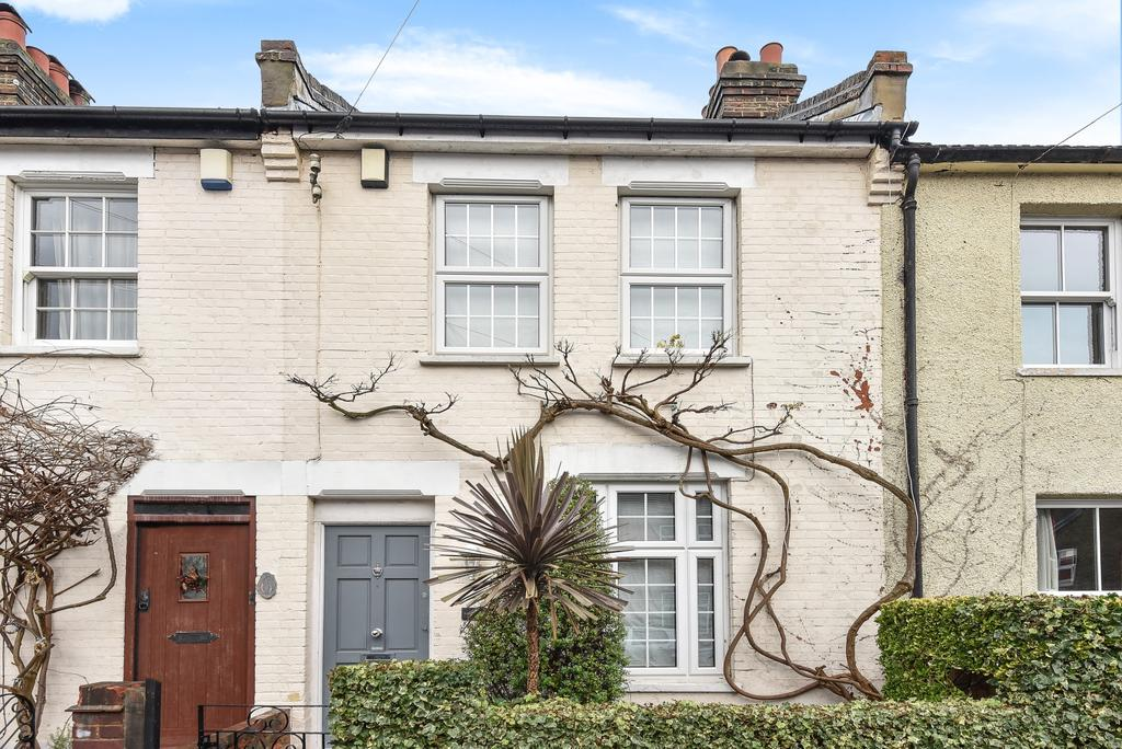 2 Bedrooms Terraced House for sale in Edward Road BR7