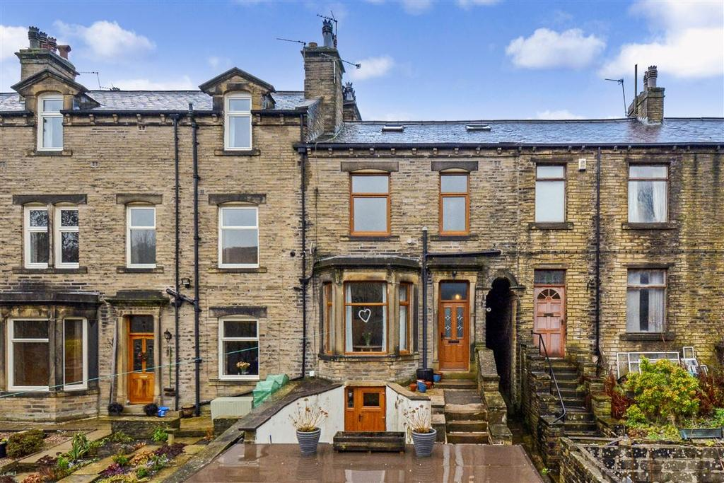 2 Bedrooms Terraced House for sale in Bank View, Halifax