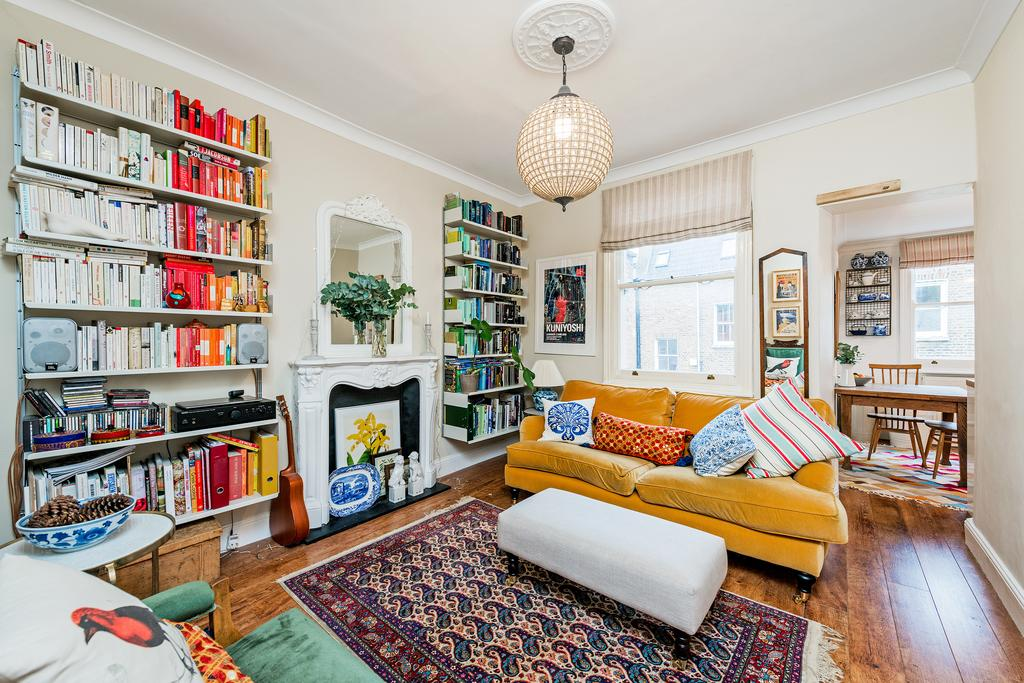 2 Bedrooms Flat for sale in Cornwall Crescent, W11