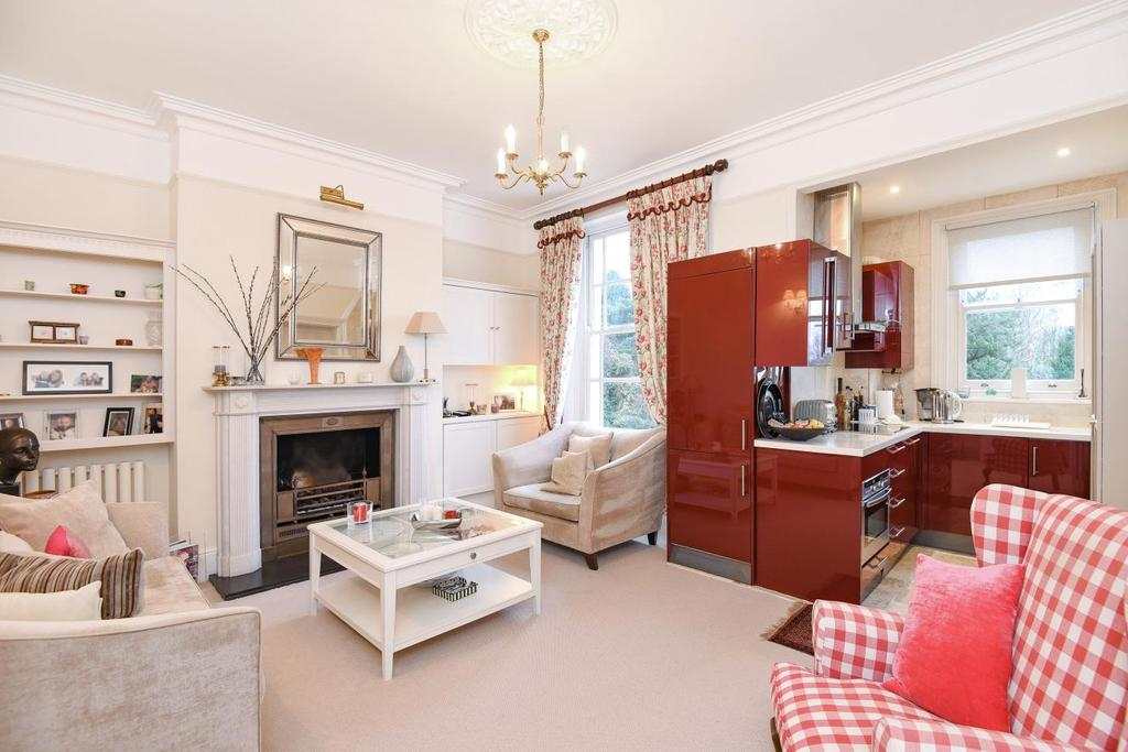 2 Bedrooms Flat for sale in Hampstead Lane, Highgate