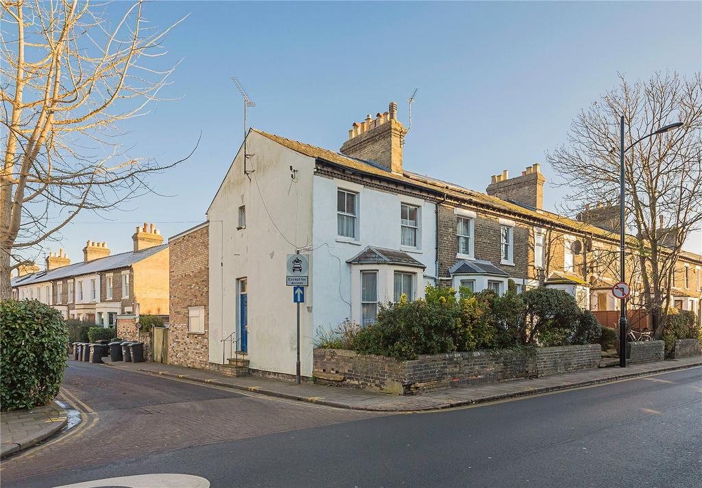 4 Bedrooms End Of Terrace House for sale in Mill Road, Cambridge, CB1