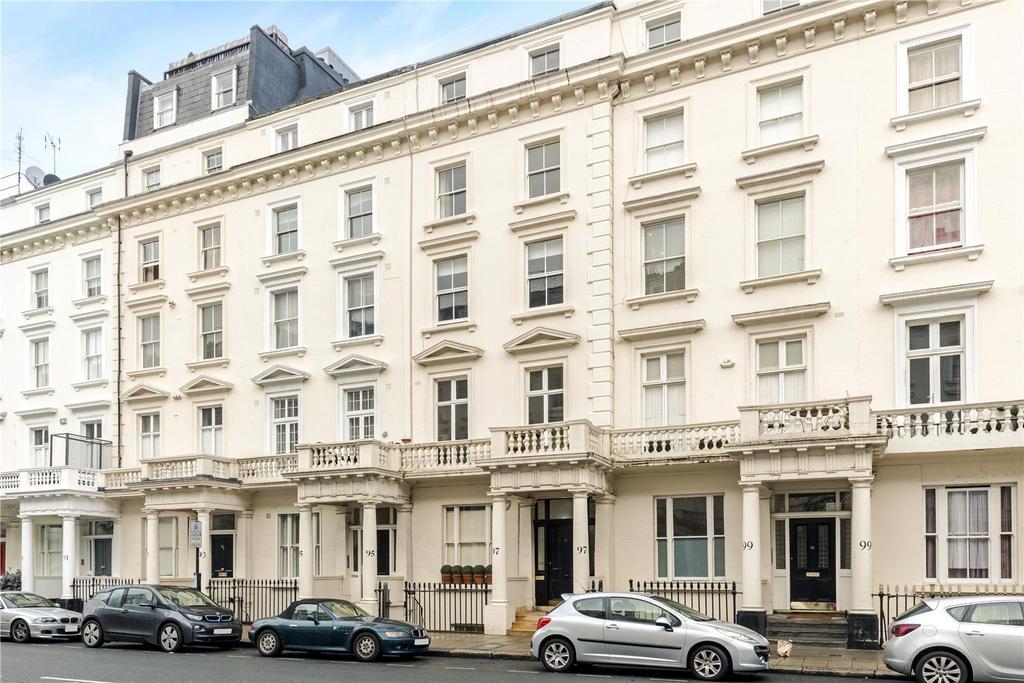2 Bedrooms Flat for sale in Belgrave Road, London, SW1V