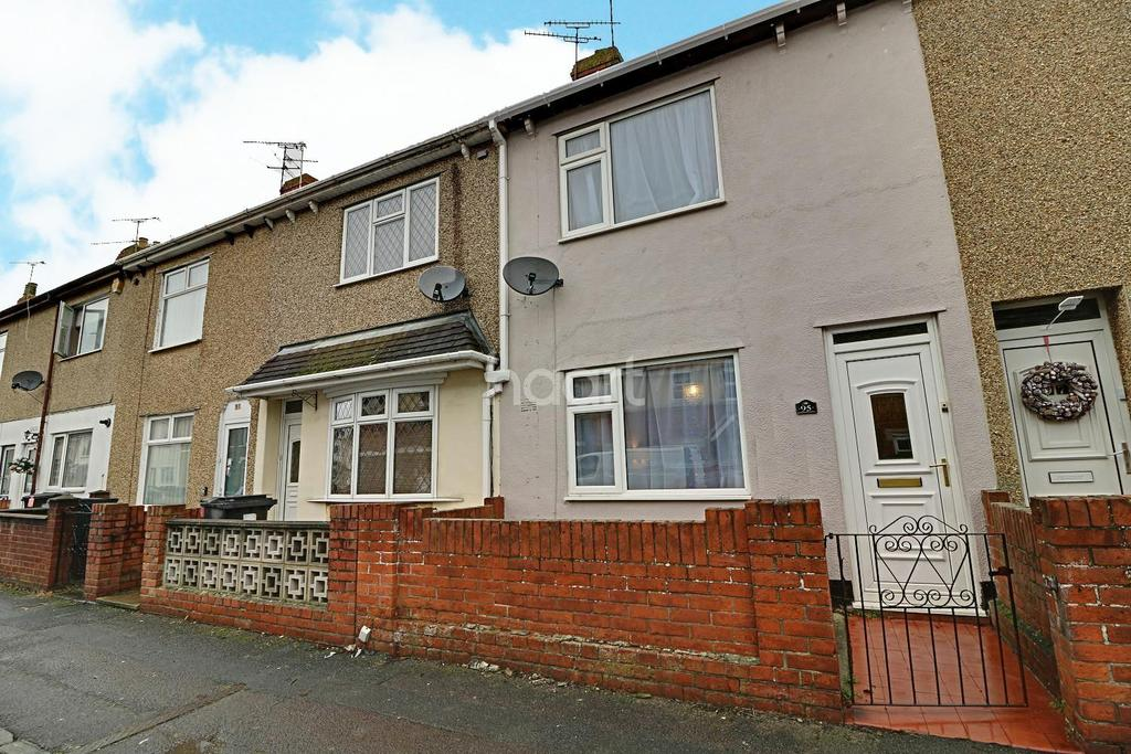 2 Bedrooms Terraced House for sale in Argyle Street, Swindon, Wiltshire