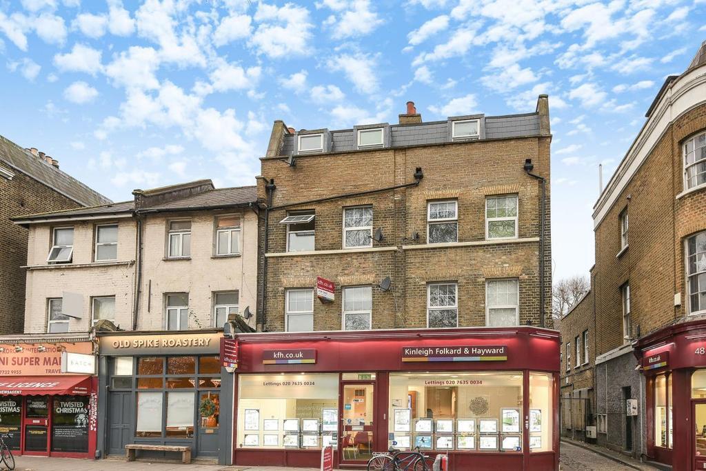 2 Bedrooms Flat for sale in Peckham Rye, Peckham