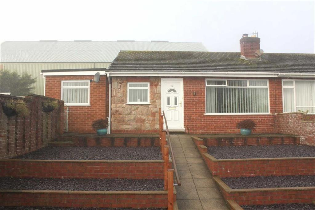 2 Bedrooms Semi Detached Bungalow for sale in Tan Y Berllan, Deganwy, Conwy