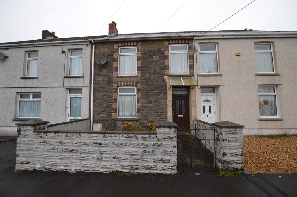 3 Bedrooms Terraced House for sale in Gwaun Cae Gurwen, Ammanford