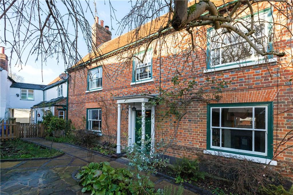 5 Bedrooms Detached House for sale in The Broadway, Lambourn, Hungerford, Berkshire, RG17
